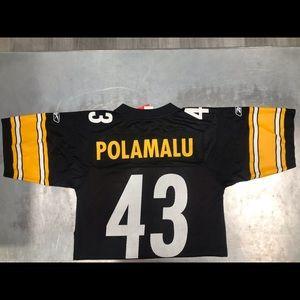 Men's NFL Jersey: Troy Polamalu